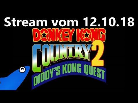 Donkey Kong Country 2 (12.10.18) - Finale + Bonuslevel!
