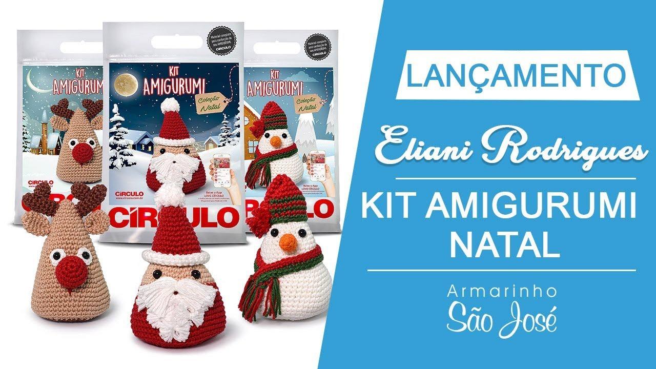 gostaria da receita | Natal tricô, Artesanato natalino, Crochet de ... | 720x1280
