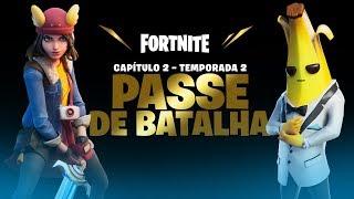 Fortnite Capítulo 2: Temporada 2 | Trailer de Jogabilidade do Passe de Batalha