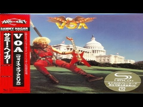 Sammy Hagar - VOA [Full Album] (Remastered)