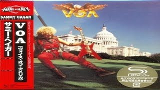 Sammy Hagar - VOA [Full Album] (Remastered)