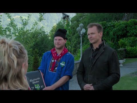 The Amazing Race 31: Eighth Pit Stop (all placements) (Switzerland)