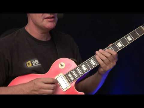 Smooth Blues Funk Licks - Guitar Lesson