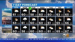 Alex Biston's Weather Forecast (March 15)