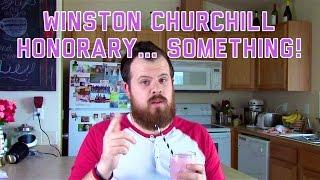 WINSTON CHURCHILL HONORARY... SOMETHING!