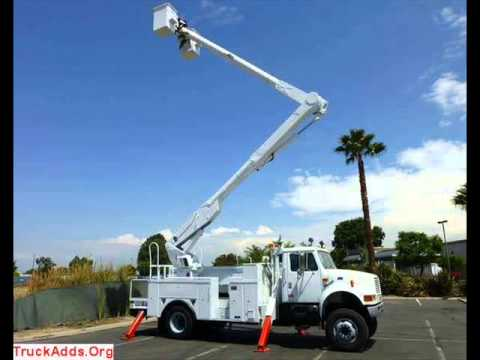 Used Bucket Trucks For Sale >> Used Bucket Trucks Boom Trucks For Sale