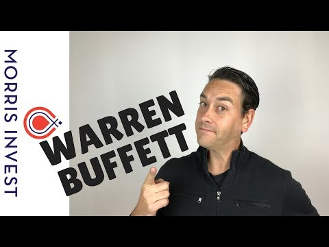 Why Warren Buffett is Excited About Real Estate Investing
