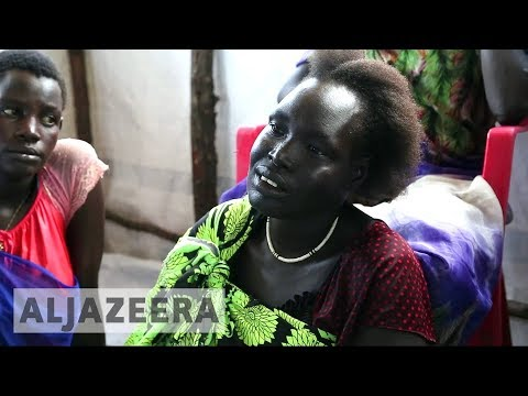 South Sudan: Widows of war turn to beauty salon for survival