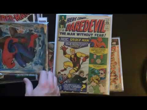 Silver Age Comics I Overpaid & Underpaid for: Current market trends