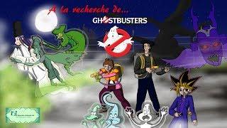 #80 - A la recherche de Ghostbusters - Ces dessins animés là qui méritent qu'on s'en souvienne