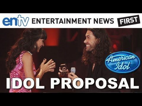 American Idol Marriage Proposal: Ace Young and Dianna DeGarmo Get Engaged During Idol Finale