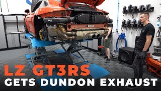 The LZ GT3RS Gets Dundon Exhaust! thumbnail