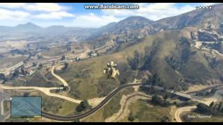 Gta 5 Military Helicopter Gameplay!