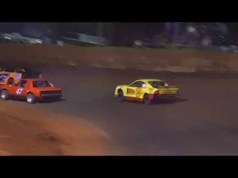 Jay heat race Moulton Speedway 4.13.18