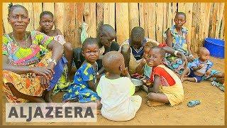 Uganda's burgeoning refugee burden