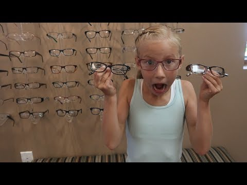 Brielle needs glasses! 🤓