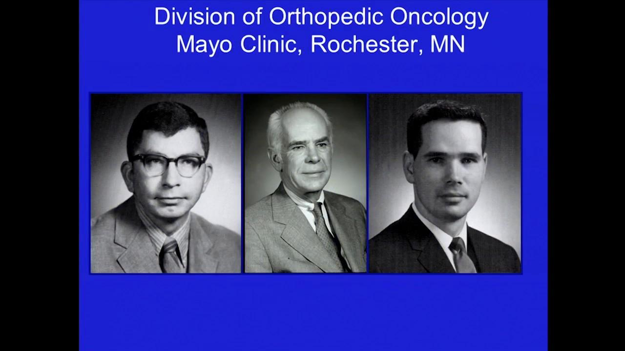 History of chordoma at Mayo Clinic