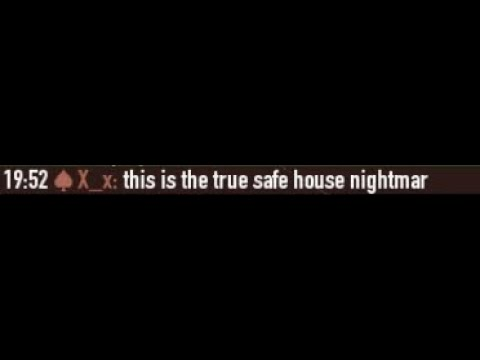 The True Payday 2 Safe House Nightmare Experience |