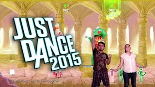 Just Dance 2015 - Love is All - Novios jugando Xbox One