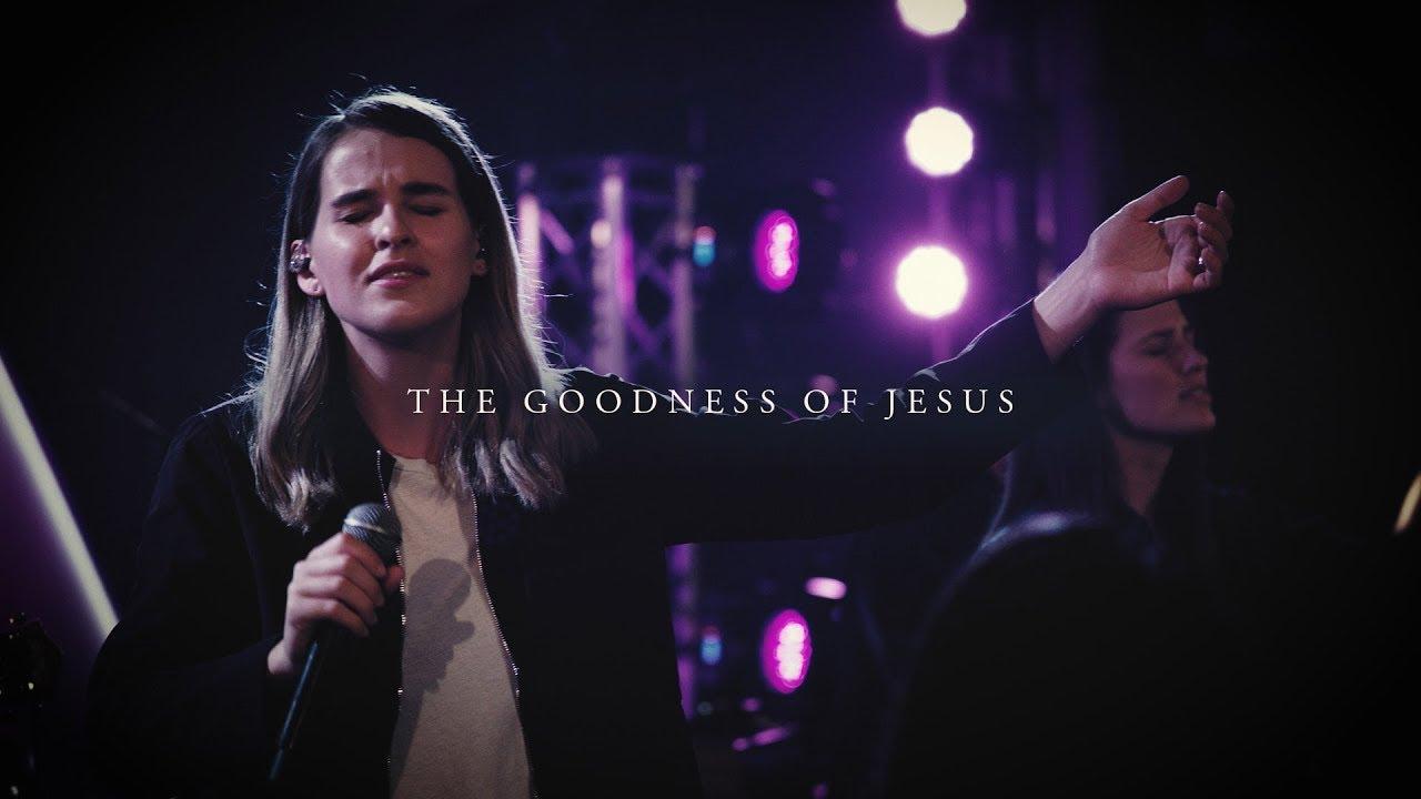 CityAlight – The Goodness of Jesus (Live)