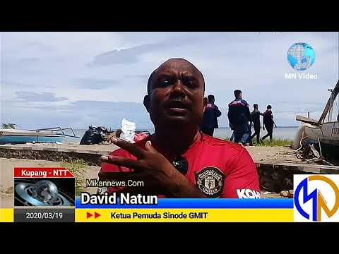 mn-video---wow!!!-peduli-lingkungan,-panitia-pawai-paskah-2020-bersihkan-sampah-di-pantai-manikin.-s