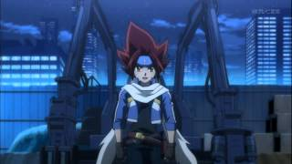 Metal Fight Beyblade Zero G Episode 36 - Entrusted Emotions