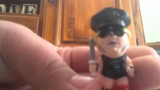 Japanese female pro wrestling blind box figures part 1