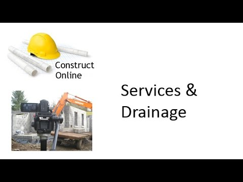 Construct Online - Services & Drainage