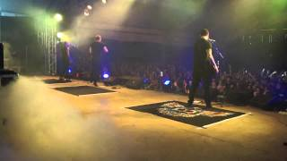Rise Against - Intro/Chamber The Cartridge (live in South Africa) - Great quality 720p