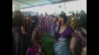 pankhidatraditional marriage dandia programme