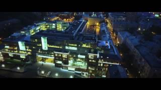 Yandex HQ Rooftop Party :: DJI Phantom 4...