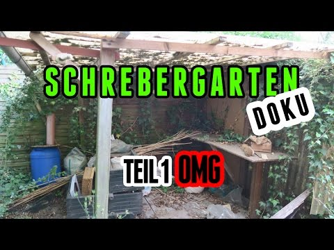 Schrebergarten Doku Teil 1 Wildnis! OMG #232