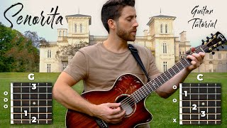 Baixar Easy Senorita Guitar Tutorial + Full Song Playthrough (Shawn Mendes, Camila Cabello)