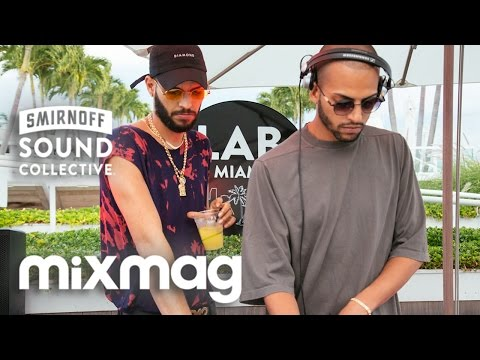 THE MARTINEZ BROTHERS in The Lab for Miami Music Week