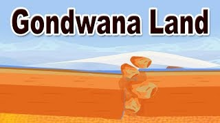 Gondwana Land | class 10 | Geography | ICSE Board | Home Revise