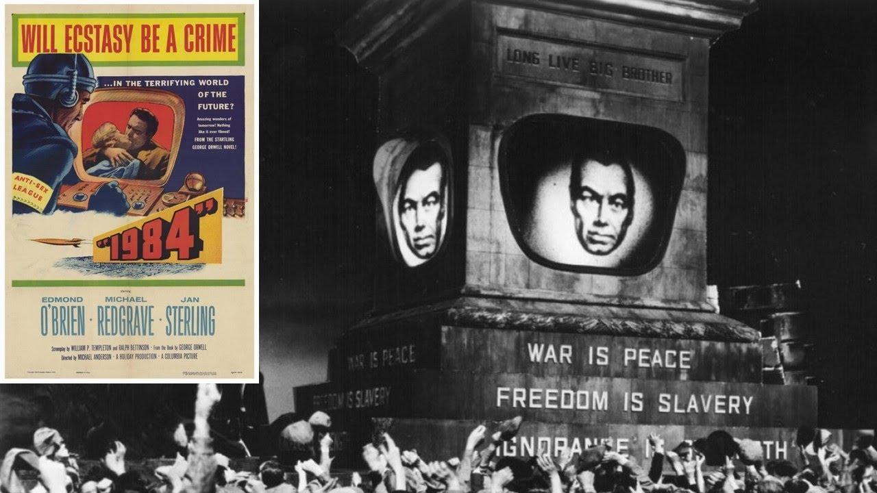 Cine 1984 O Futuro Do Mundo De George Orwell Filme Completo Dublado Youtube