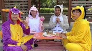 Chúc Mừng Sinh Nhật Mèo Xám ❤ BIBI TV ❤