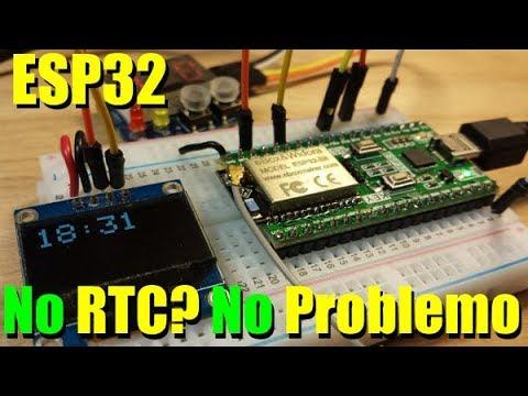 ESP32 No RTC No Problemo
