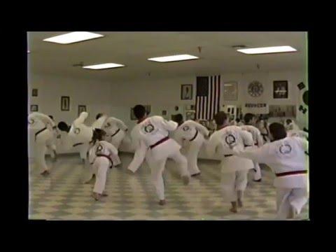 Master C.S. Kim Clinic - January 1993