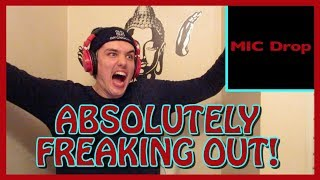 BTS (방탄소년단) - MIC Drop (Feat. Desiigner) (Steve Aoki Remix) REACTION [YOONGI ENDED ME]