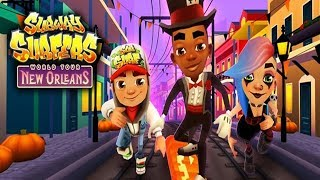 Subway Surfers World Tour #6 (New Orleans) | Android Gameplay | Friction Games