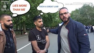 RESPONSE TO RAZA & ZAYN SLANDER ON SHAMSI | BAYAT AL GHADEER (EXPOSED) : SPEAKERS CORNER