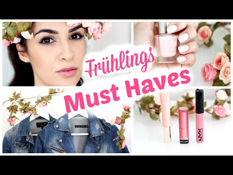 FRÜHLINGS MUST HAVES 2015 & VERLOSUNG   KINDOFROSY