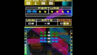 Space Invaders Extreme (Nintendo DS) Gameplay