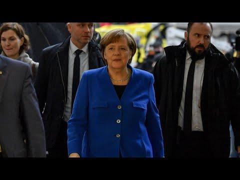 ألمانيا: اتفاق مبدئي بين ميركل والاشتراكيين الديمقراطيين لتشكيل الحكومة  - 13:22-2018 / 1 / 12