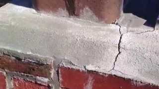 Chimney Crown Repair Cap Flashing Drip Edge