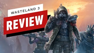 Wasteland 3 Review (Video Game Video Review)