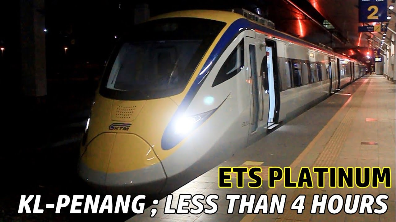 Electric Train Service (ETS) Timetable & Time Schedule In