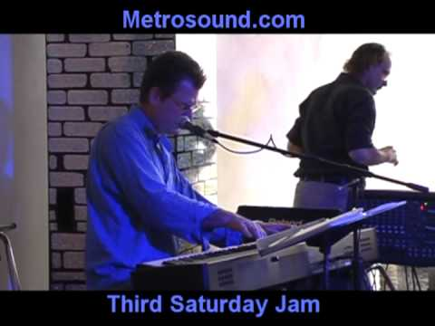 Drew Perkins and Friends at Metro Sound Jam