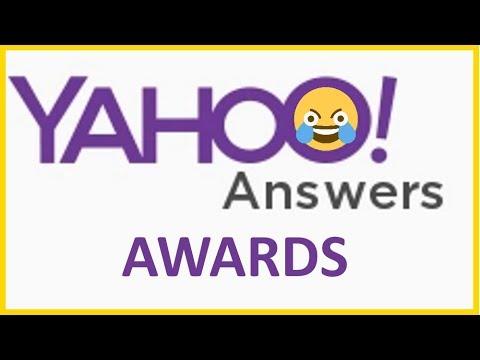 Yahoo Answers Awards